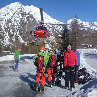 Chamonix Heli Ski