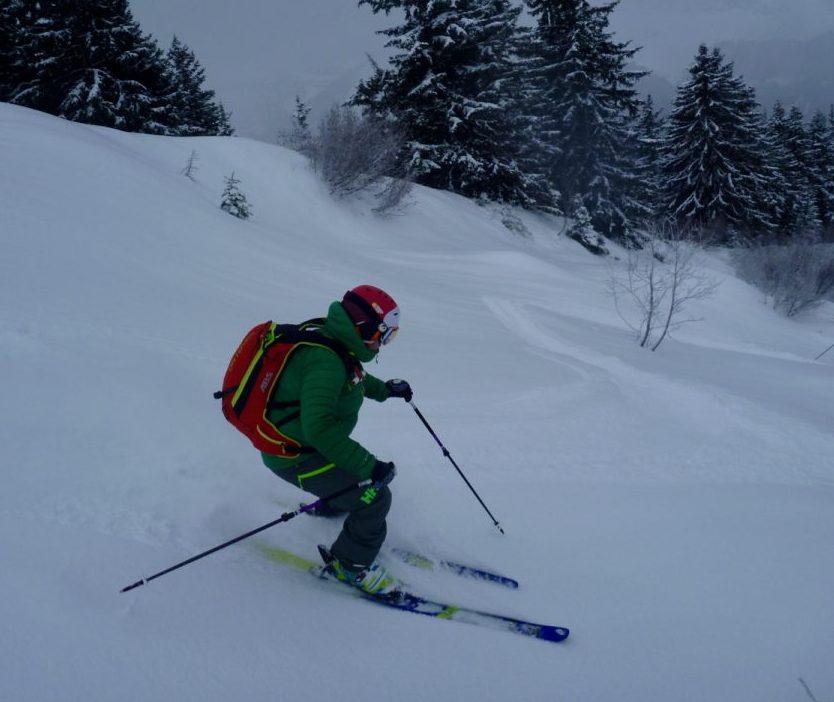 Ski Touring Weekend In Chamonix