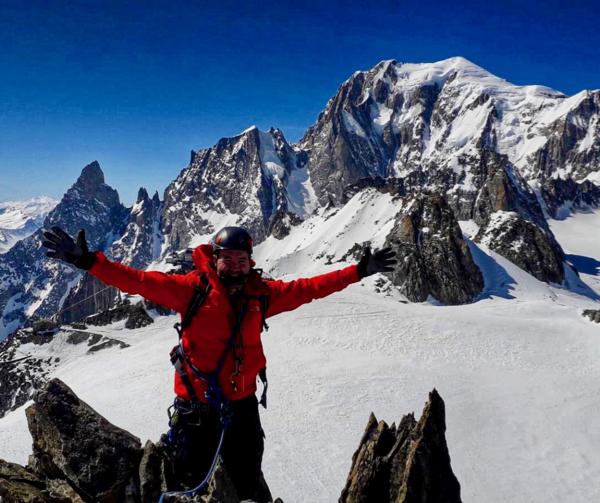 Chamonix Spring Intro To Alpine Mountaineering