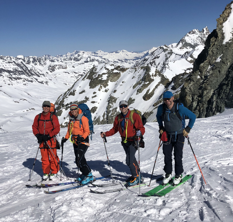 Ski Haute Route 2019