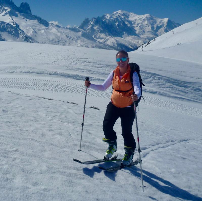 Intro To Ski Touring In Chamonix