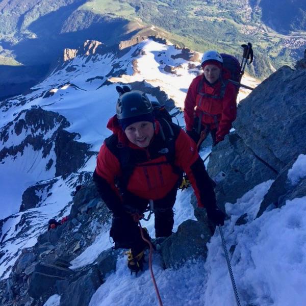 Mont Blanc Summit & Training 2019