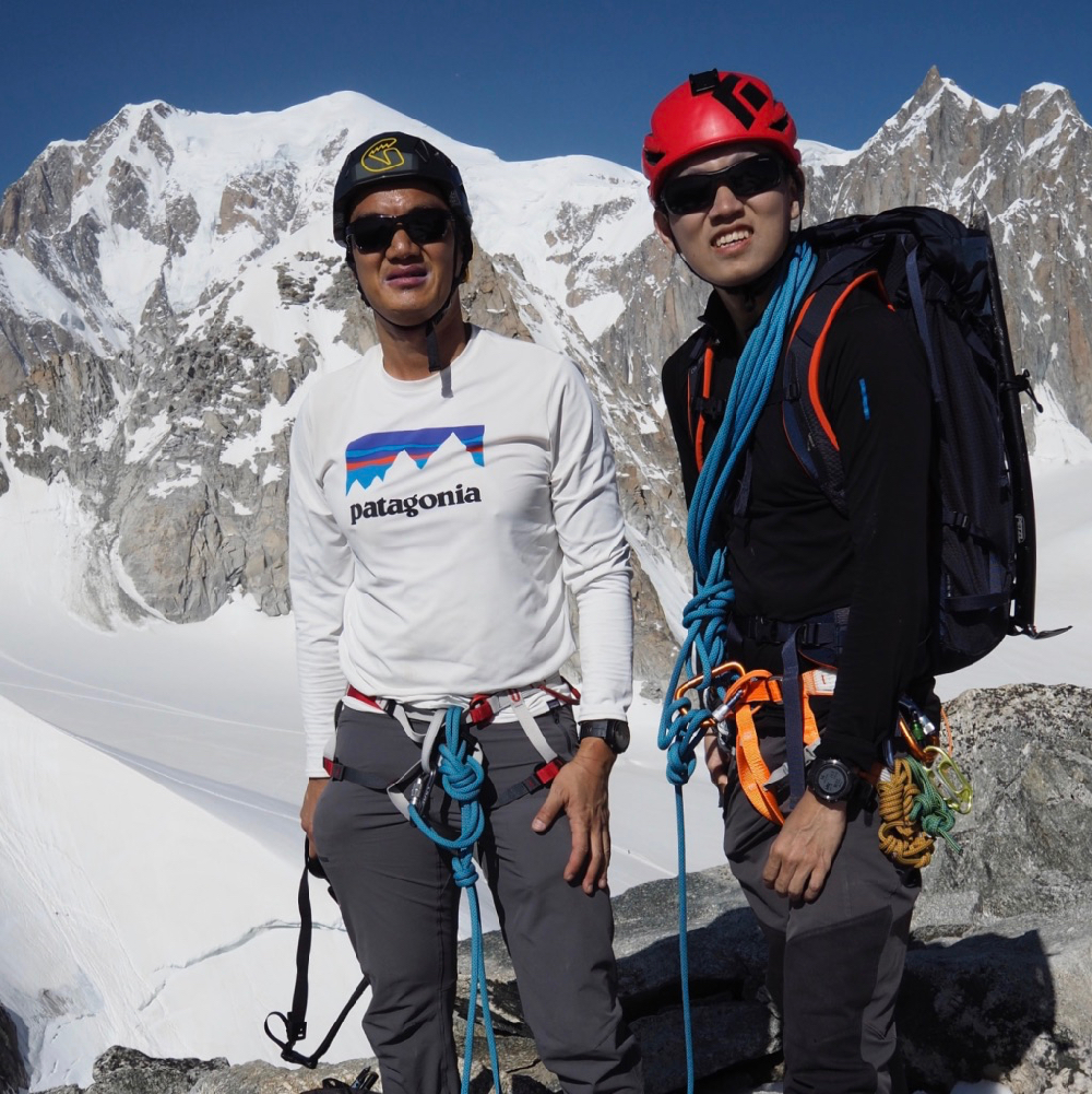 Chamonix Mountaineering & Allalinhorn Ascent