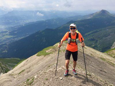 Mountain walking & running in the Les Aravis