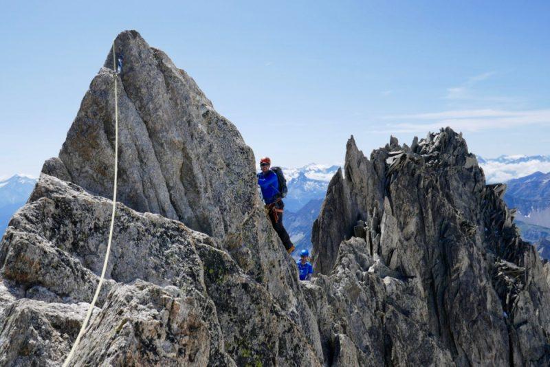 Chamonix Mountaineering Guide