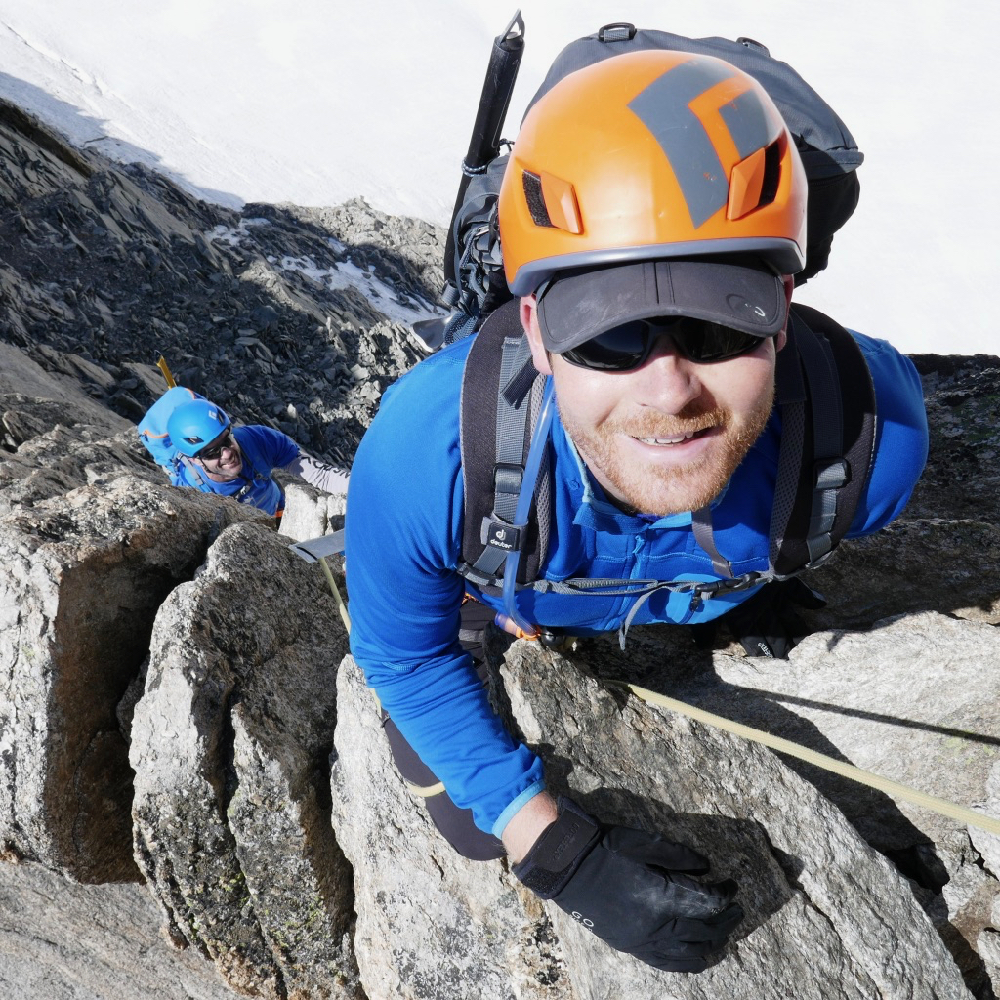 Chamonix Mountaineering & Private Guiding August 2019