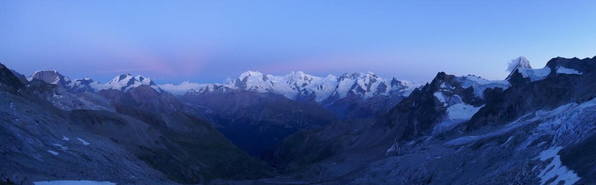 Zermatt Skyline