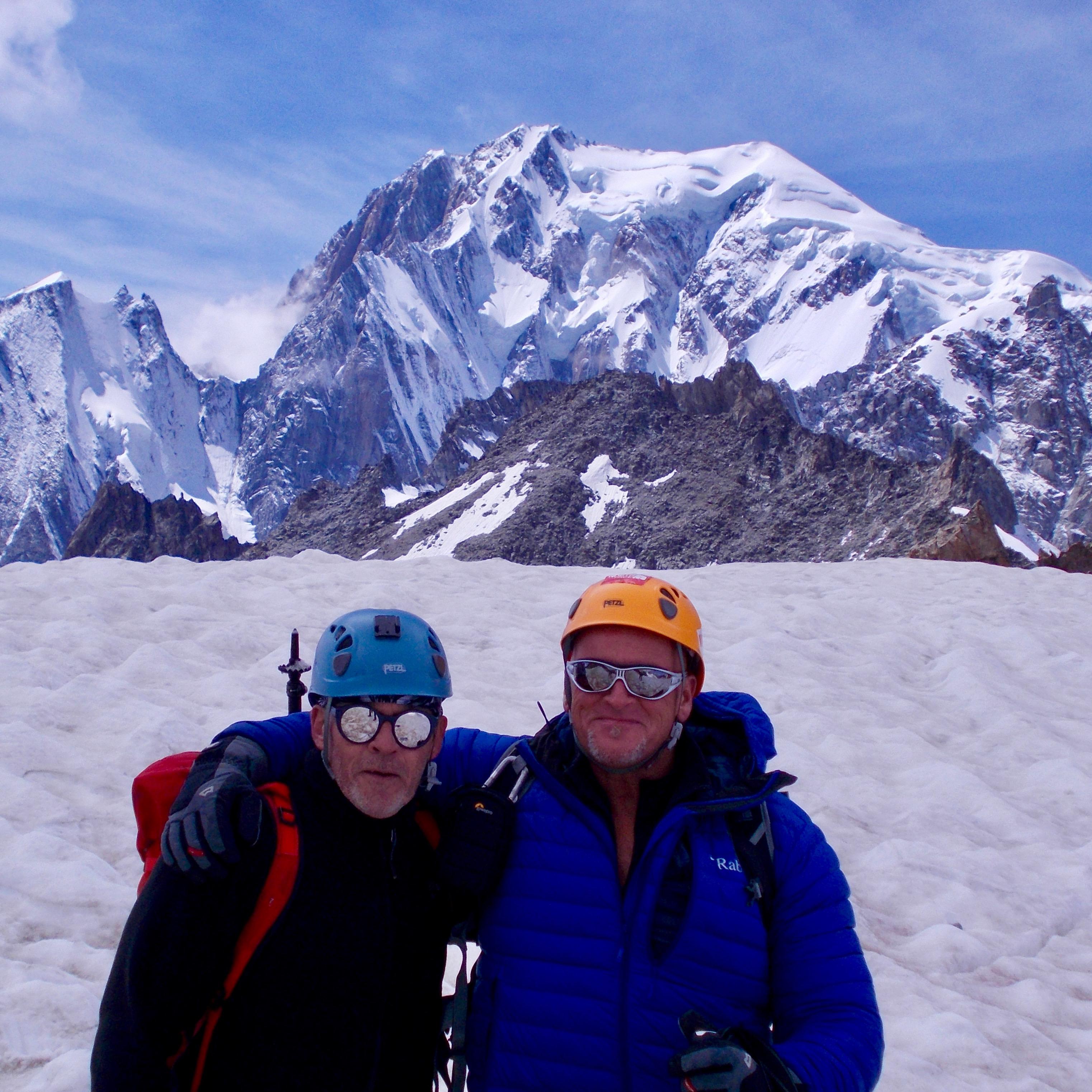 Chamonix Rock Climbing & Alpine Mountaineering