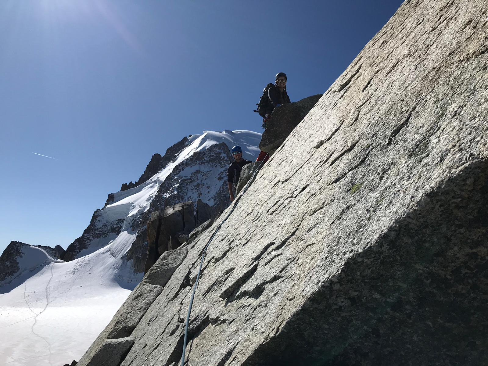 Chamonix Glacier Travel & Mountaineering Training Day