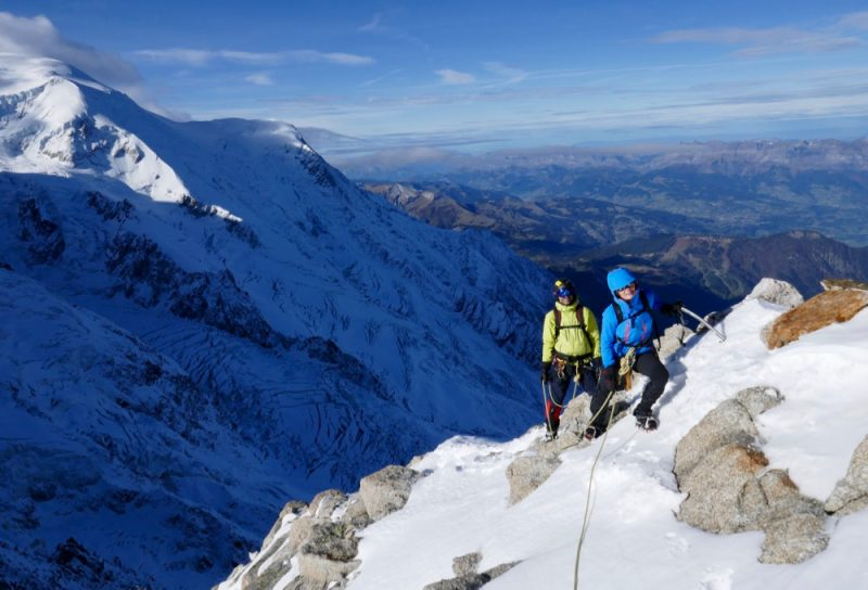 Chamonix Mountaineering Guide