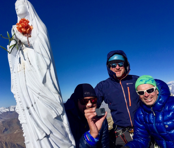 Sept 2019 – Gran Paradiso Ascent