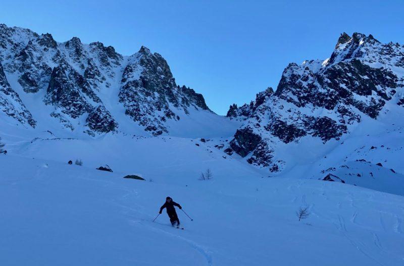 Valais ski touring guide