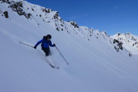 Les Contamines Ski Touring