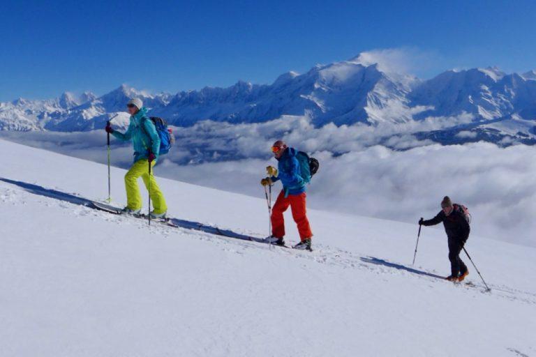 Aravis Ski Tour