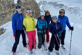 Chamonix Ski Touring Weekend