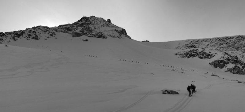 Grands Montets Ski Tour