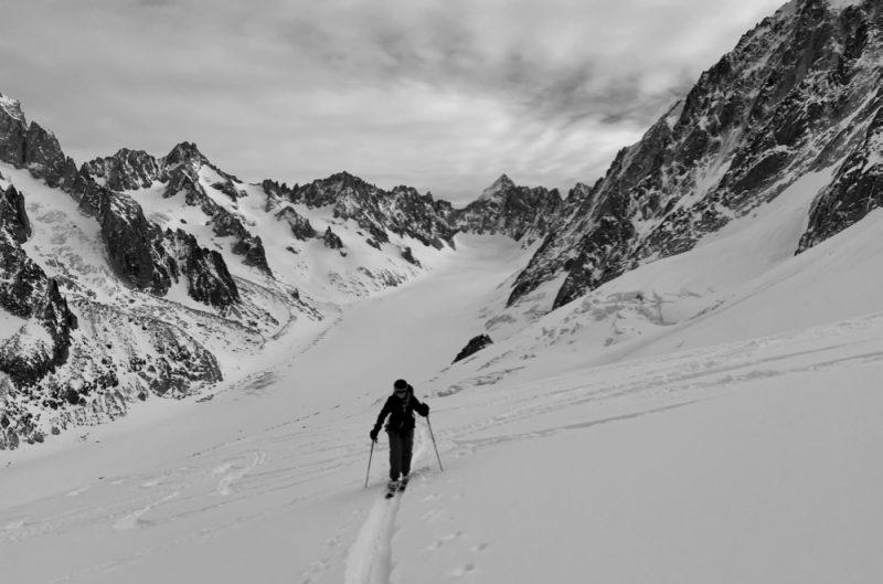 Argentiere Basin Ski Tour