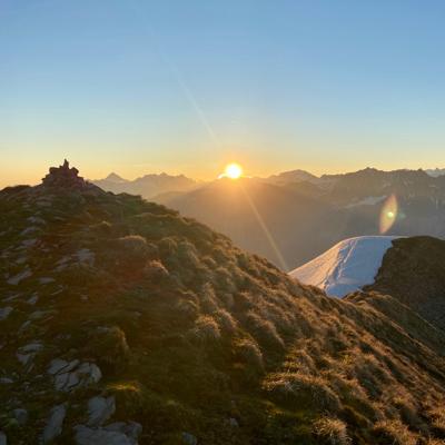 Pointe Percée (2752m) Cheminées de Sallanches