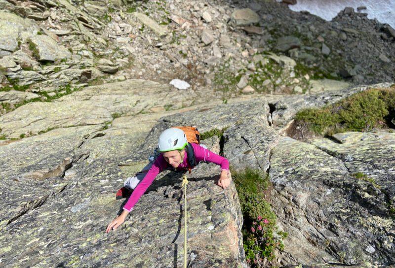 Chamonix Rock Climbing Guide