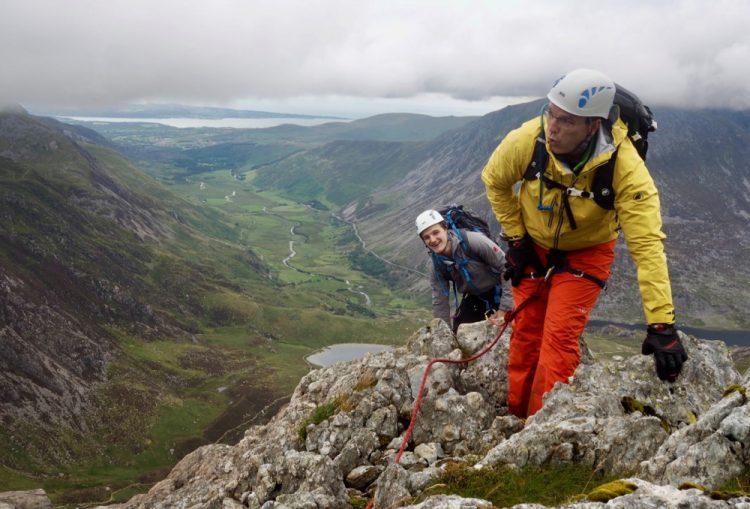 Snowdonia Mont Blanc Training