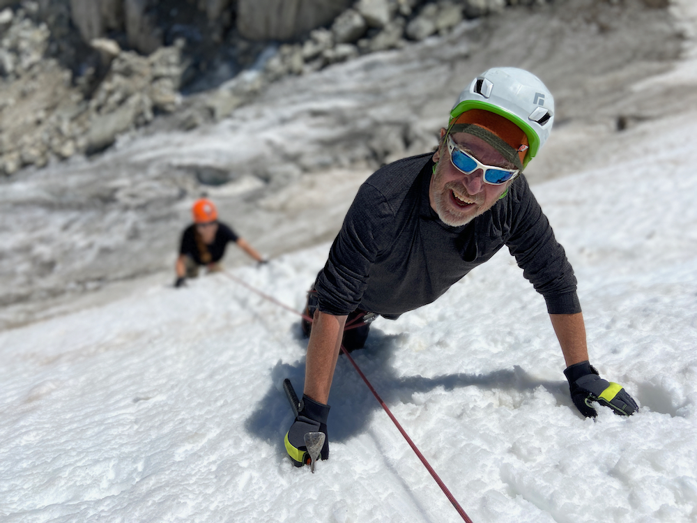 Chamonix Intro Mountaineering Day, Aug 2020