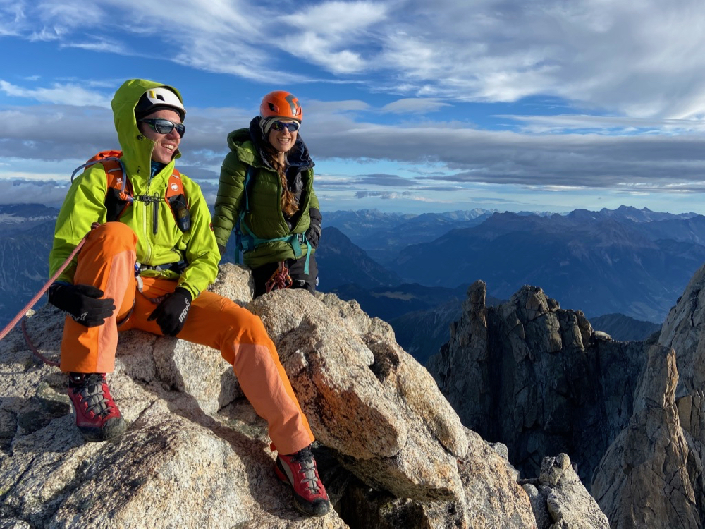 2 Day Intro To Rock, Ice & Alpine Mountaineering in Chamonix