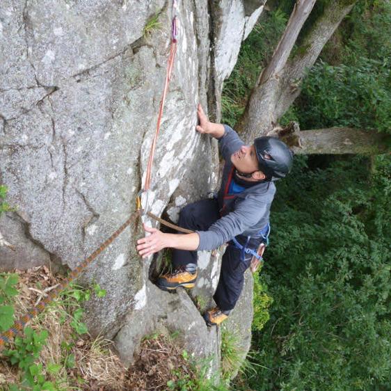 Snowdonia Rock Climbing & Matterhorn Training