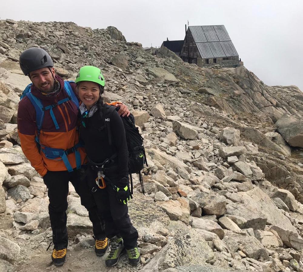 Chamonix Intro Alpine Mountaineering Long Weekend