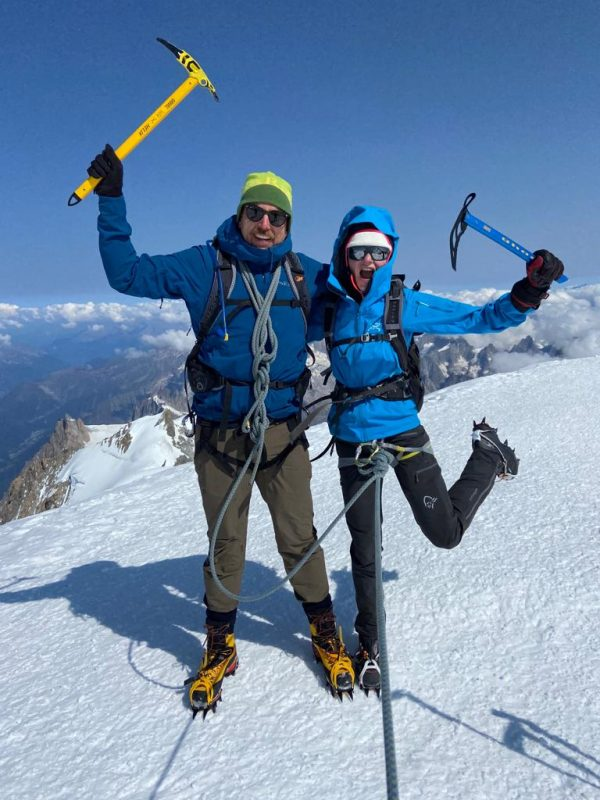Mont Blanc Group Course