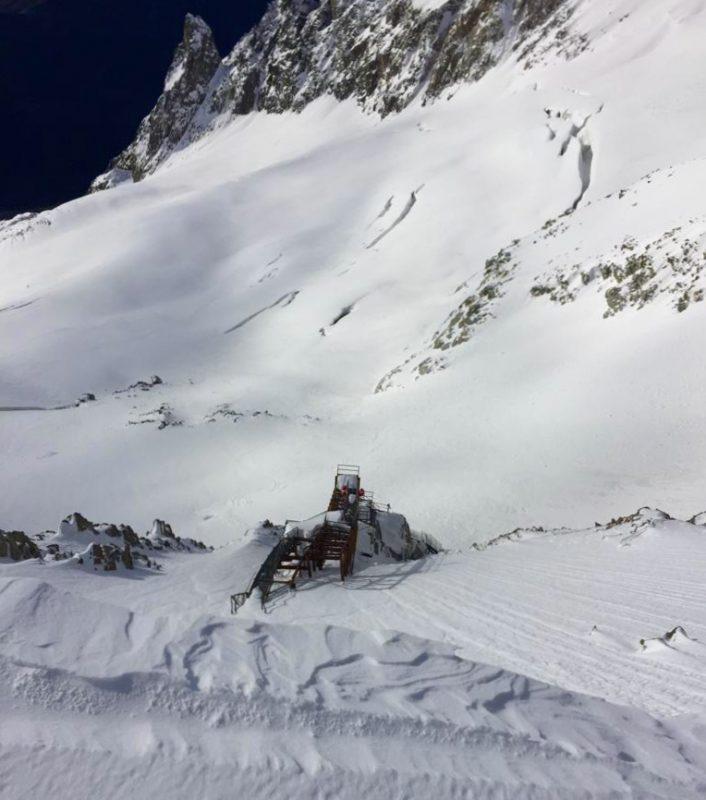 Ski Glacier de Toule