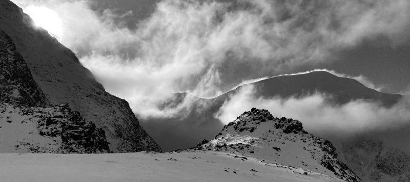 Autumn Mountaineering Chamonix