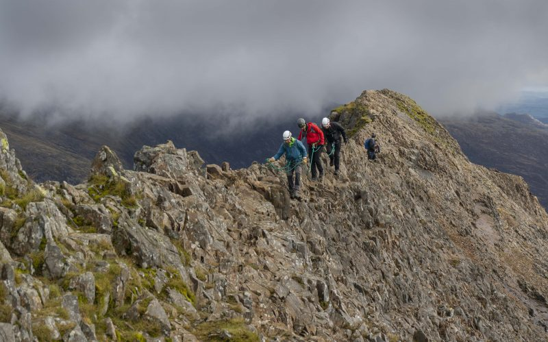 UK Mt Blanc Training Course