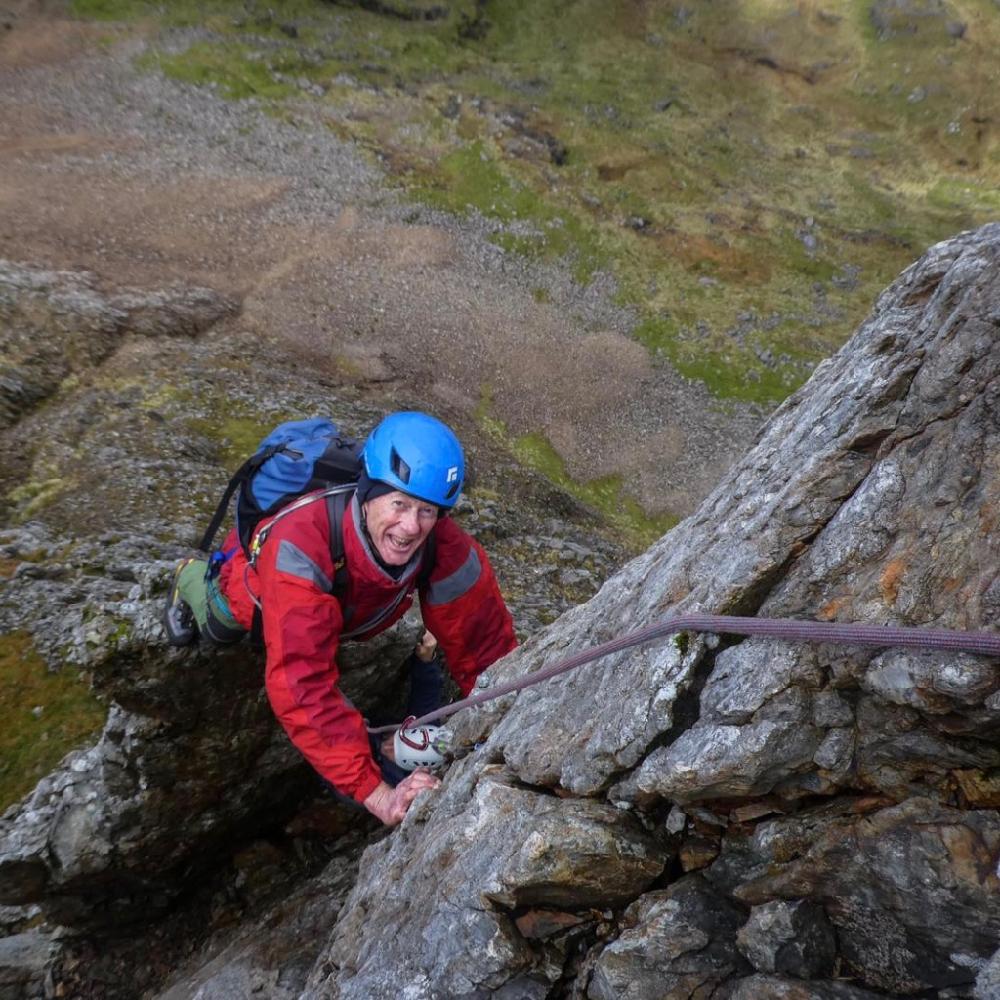 North Wales Matterhorn Training Weekend