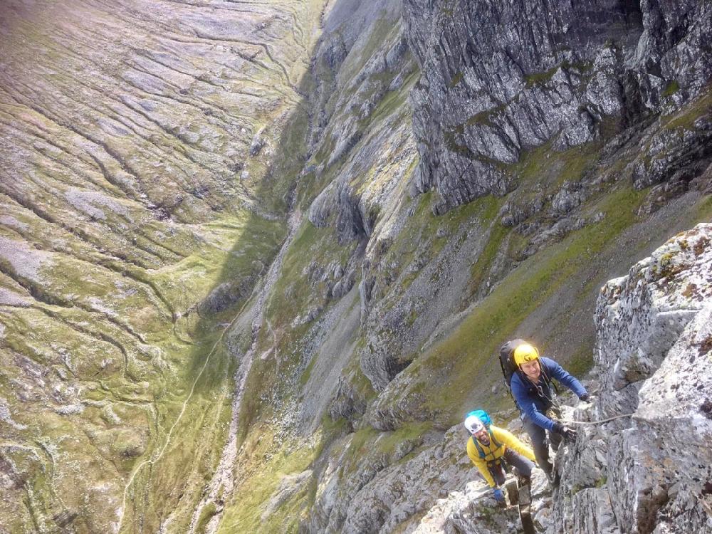 Matterhorn training Scotland
