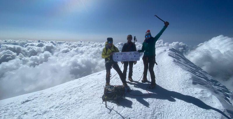 Mont Blanc course