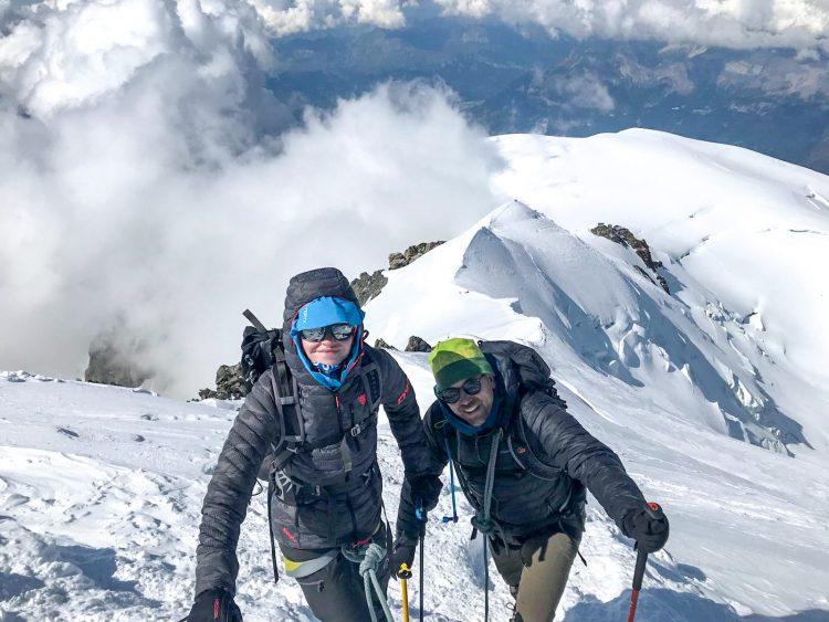 Chamonix mountaineering course