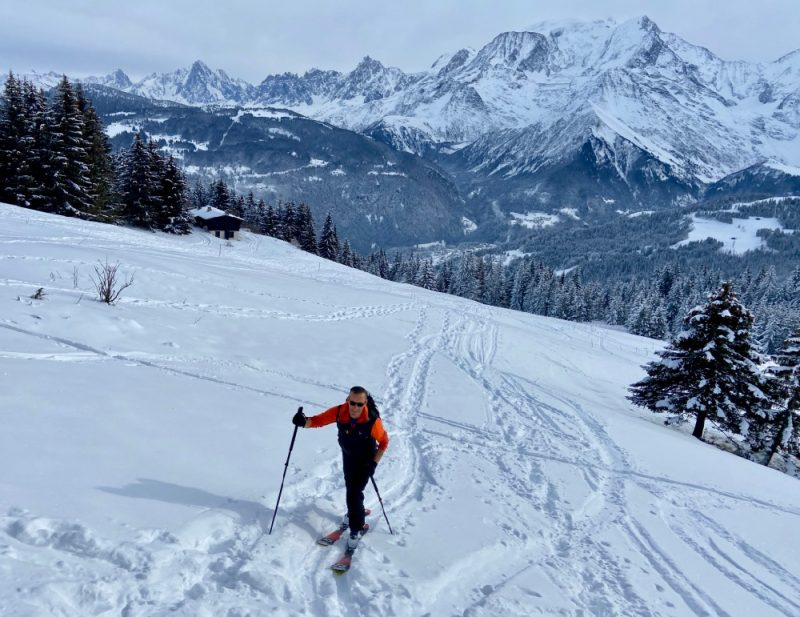 Megeve Ski Touring Guide