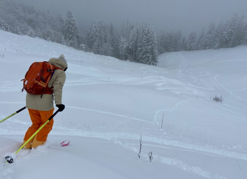 Bonneville Ski Tour
