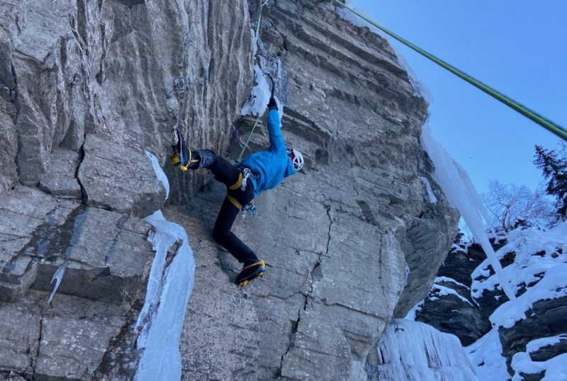 Megeve dry tooling
