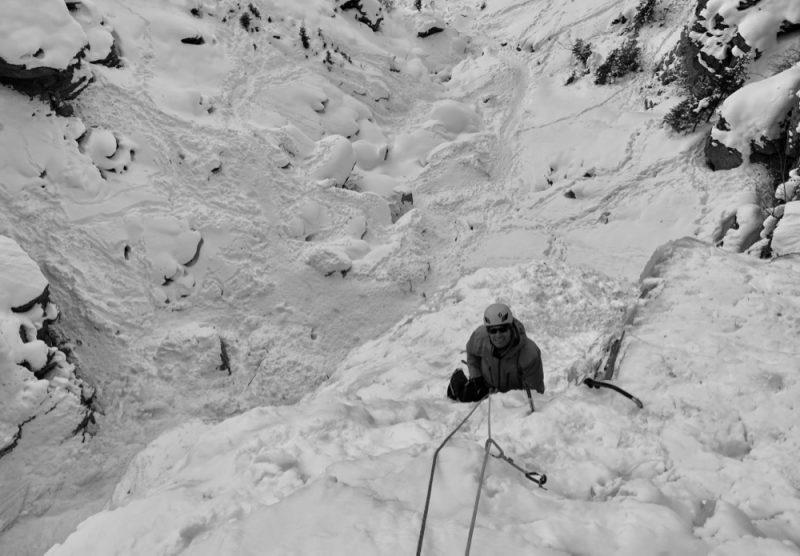 Megeve Ice Climbing