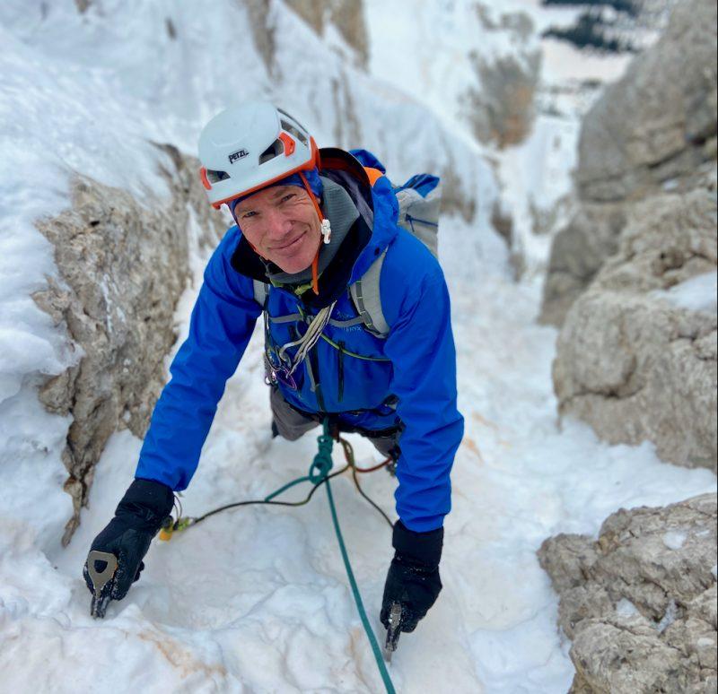 Aravis Mixed Climbing Guide
