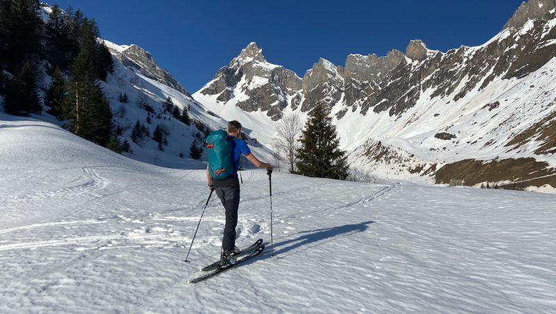 Ski Tour Col de la Forclaz, Aravis