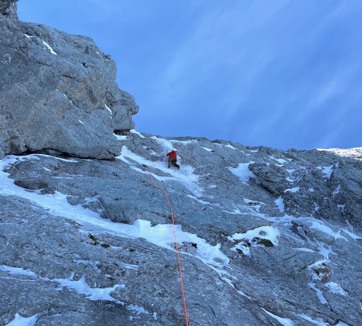 Aravis Climbing Guide