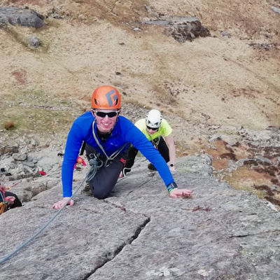 Snowdonia Mont Blanc Training, April 2021