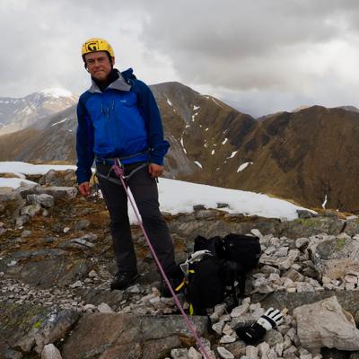 Matterhorn Training Course, Scottish Highlands