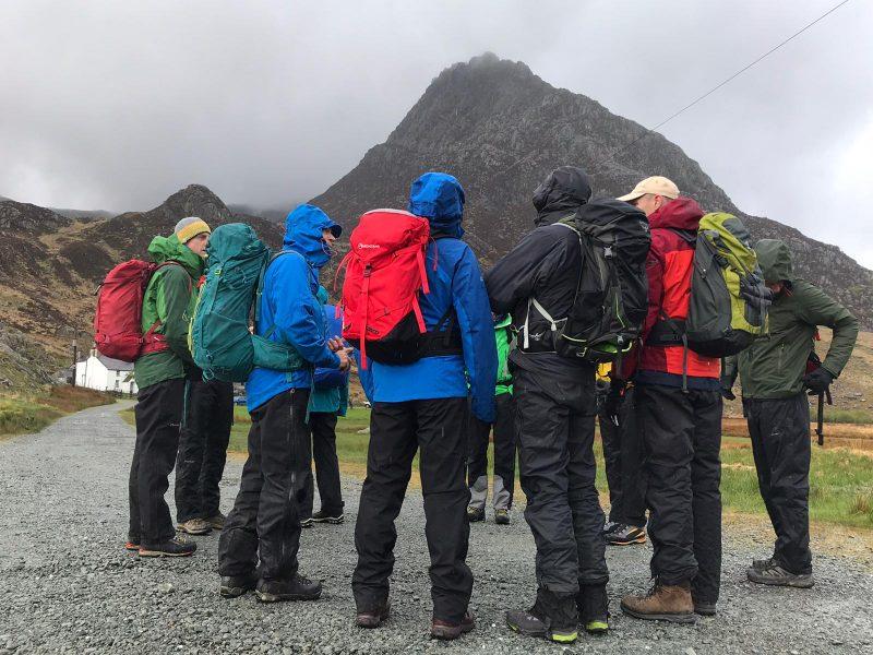 Snowdonia Alpine Training