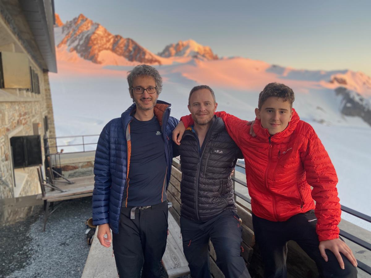 Chamonix Intro Alpine Mountaineering, June 2021
