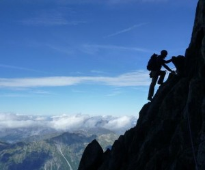 Classic Chamonix Mountaineering on the Aiguille du Peigne 3192m  Voie Normale