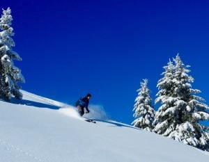 Ski Mont Joux - Between Saint Gervais & Megeve