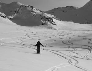 Ski Touring Grand St Bernard Monastery